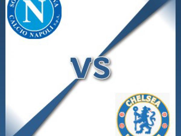 Napoli V Chelsea - Follow LIVE text commentary