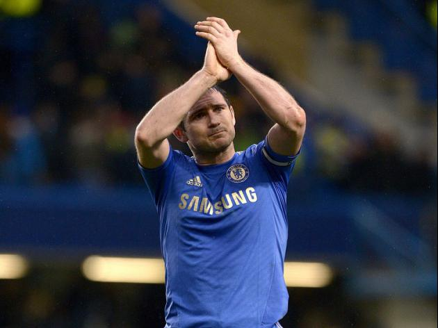 Lampard leaving Blues