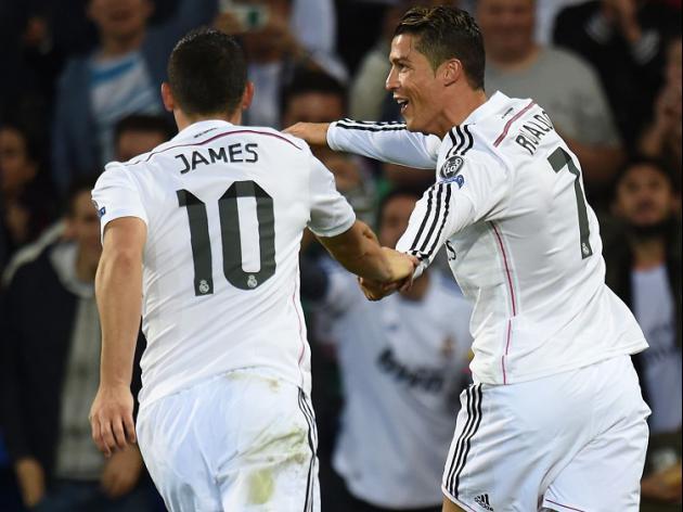 Super Ronaldo settles Super Cup