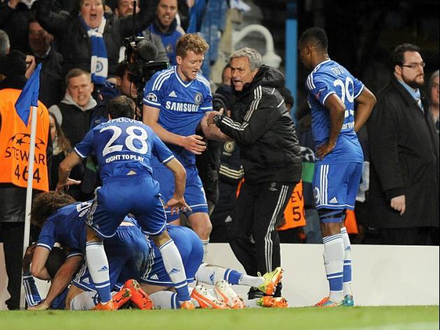 Risk and reward for Mourinho