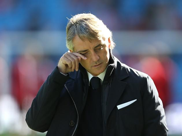 Roberto Mancini gives Bernabeu backing to Man United