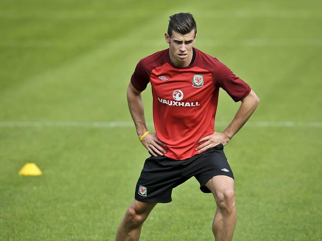 Bale 'not ready for Madrid start'