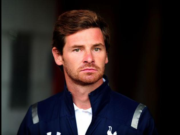 Villas-Boas not thinking about revenge