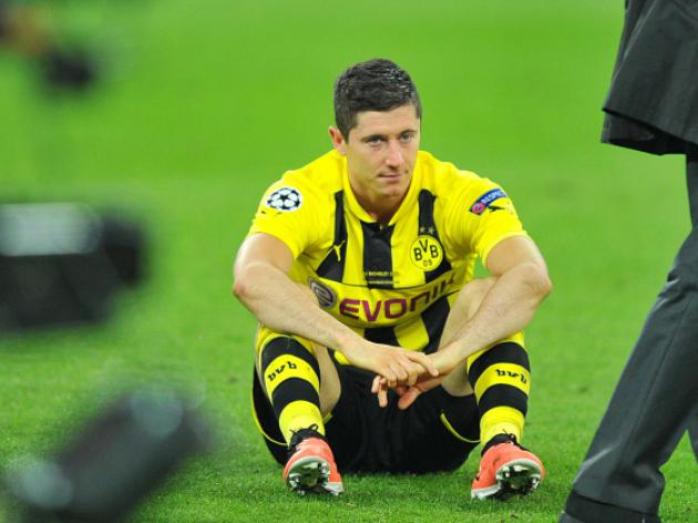 Borussia boss draws line under Lewandowski saga