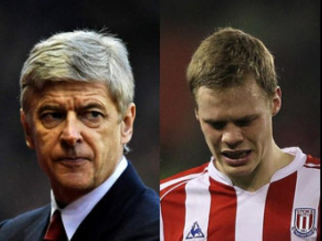 Wenger wrong to blast Shawcross