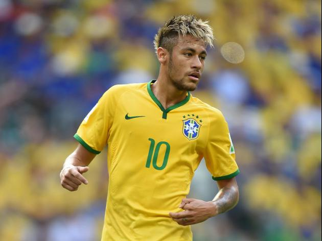 Neymar fit for Colombia clash