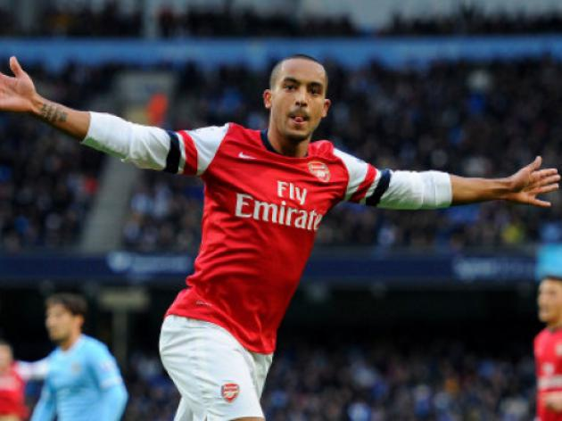 Arsenal, Liverpool and Co all vying for Premier League Christmas Number 1 Spot