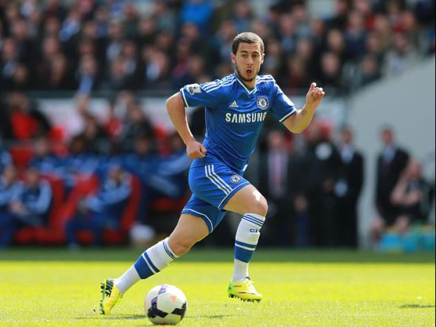 Hazard appears set for Chelsea stay