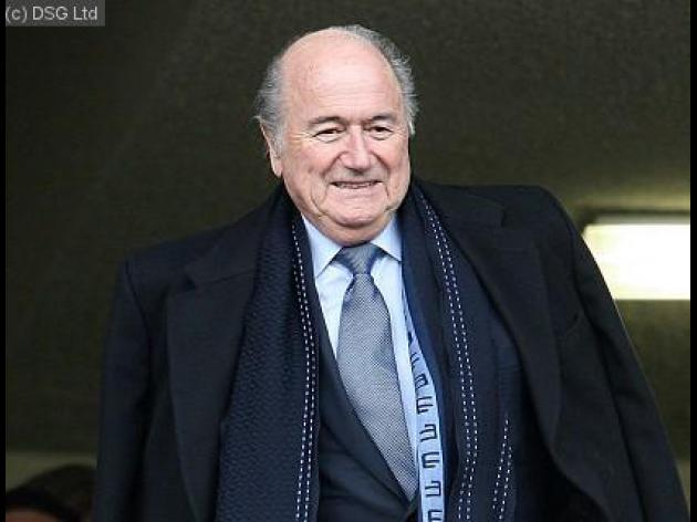 Sepp Blatter Believes England Could Host A World Cup
