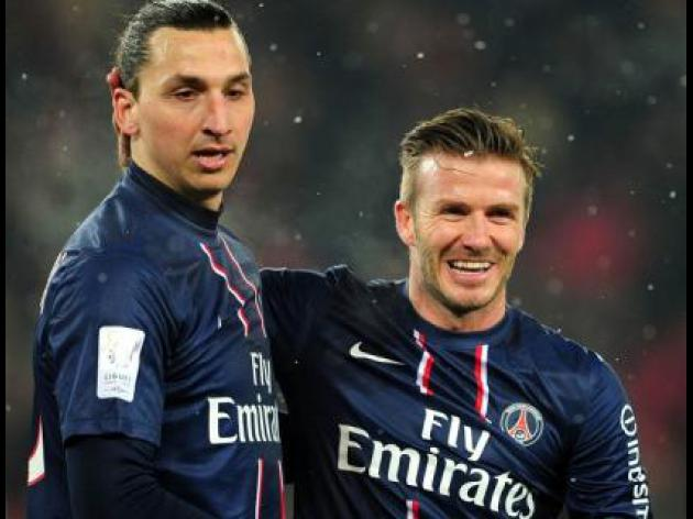 Beckham debut ends in victory for PSG