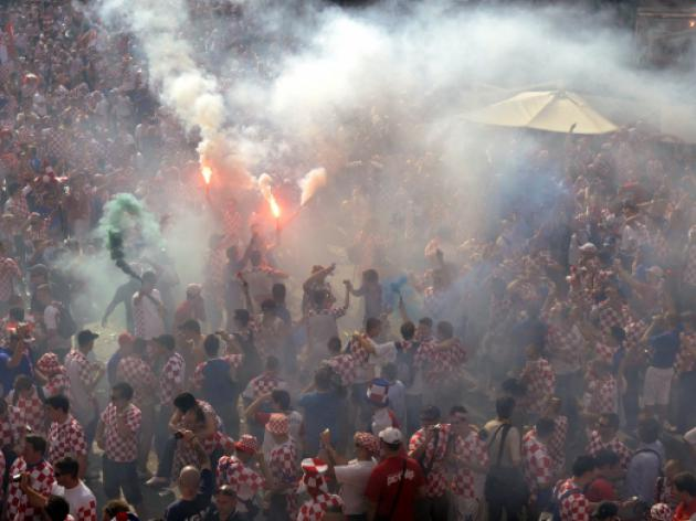 UEFA fine Croatia and Portugal over fans' behaviour