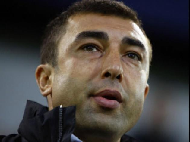 Di Matteo focused on Royals appointment