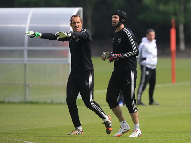 Cech out of Atletico clash