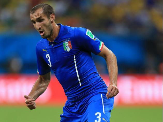 Chiellini questions Suarez sanction
