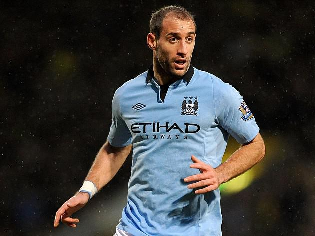 No concern over Zabaleta injury - Platt
