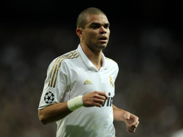 Pepe going nowhere, says Madrid president