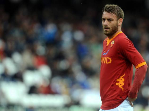 Leave knives at home, De Rossi tells Cup fans