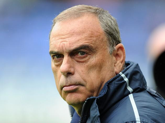 Avram Grant rules out a Chelsea return