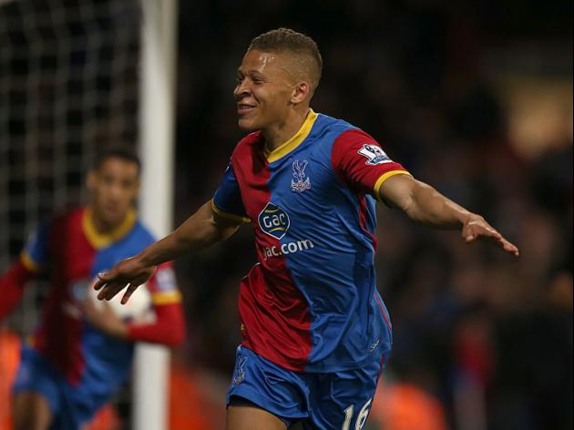 Palace hit back to stun Reds