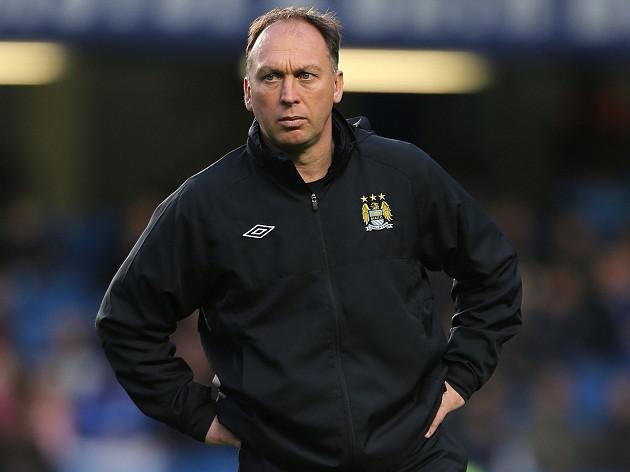 Manchester City assistant boss David Platt says the goals will come