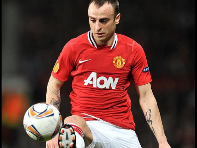 Berbatov has Jol bubbling