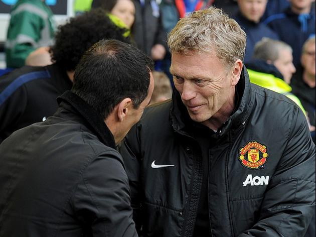 Moyes in hellish return to Goodison as United lose to Everton