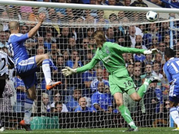 Chelsea v Newcastle live