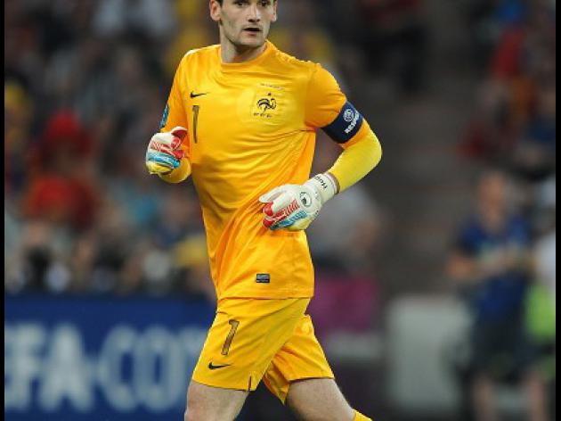 Lloris to decide on Spurs switch - Aulas