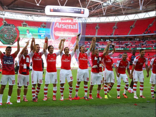 Arsenal capable of Premiership success this year