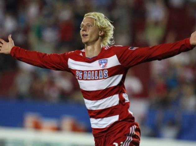 Brek Shea wanted by Everton