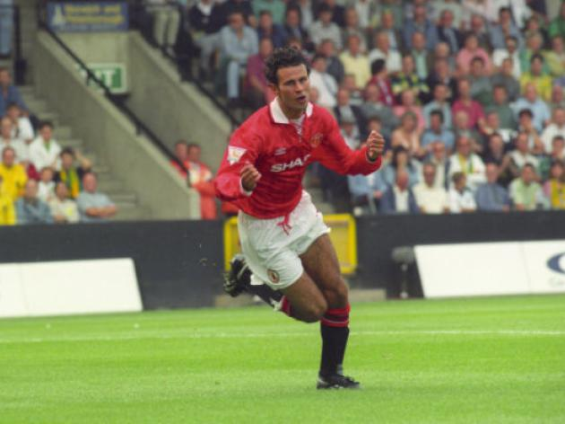 Happy 40th Birthday Mr Ryan Giggs