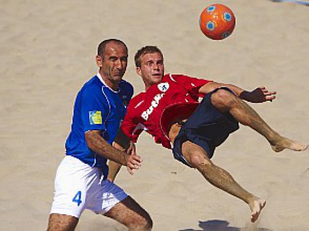 BSWW World Cup Qualifier - Last 16 - Fianl Score: Azerbaijan 3 x 1 England