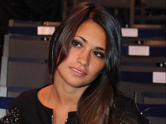 Top 10 hottest World Cup WAGS: 2 - Antonella Roccuzzo