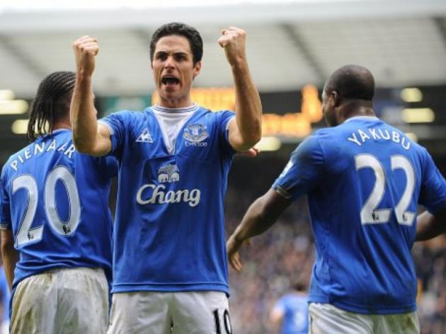 Everton 2-0 Bolton Wanderers - Match Report