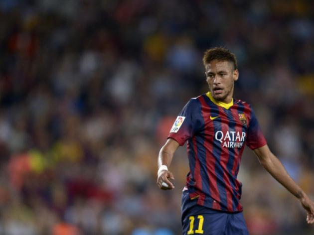 Stomach bug sidelines Barcelonas Neymar