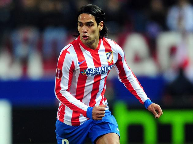 Monaco close in on record Falcao deal