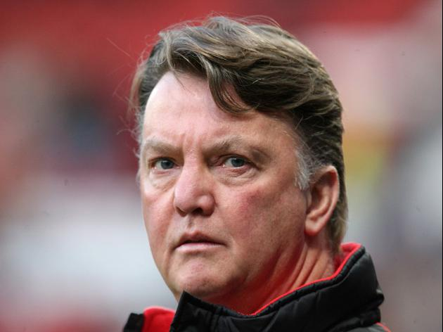 Man Utd dismiss Van Gaal links