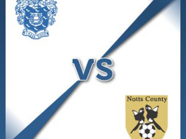 Rochdale V Notts County at Spotland Stadium : Match Preview