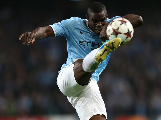 Richards - I'm still happy at City