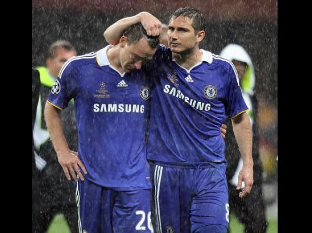 Chelsea star Frank Lampard admits Champions League is club's Holy Grail!
