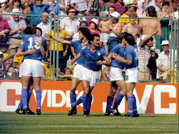 1982 World Cup - Italys winning renaissance