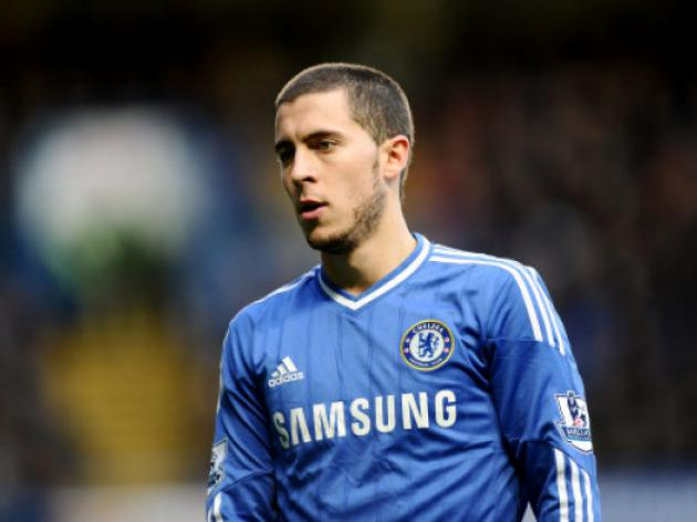 Mourinho confident of Hazard deal
