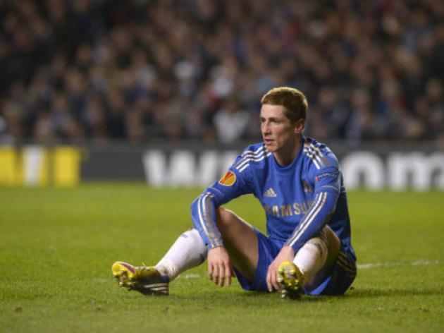 Barcelona after Chelsea's troubled Fernando Torres?