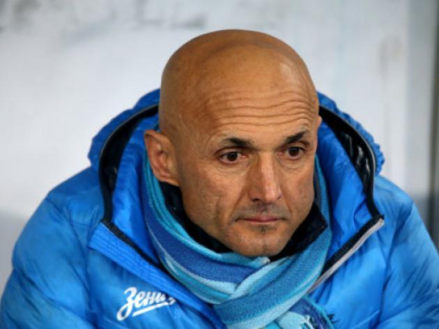 Zenit sack Spalletti over European failure