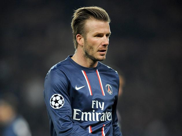 One-game ban for Becks