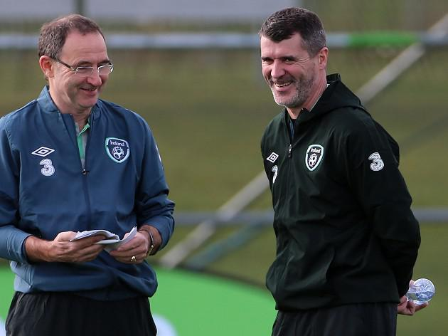 O'Neill wants expressive Ireland
