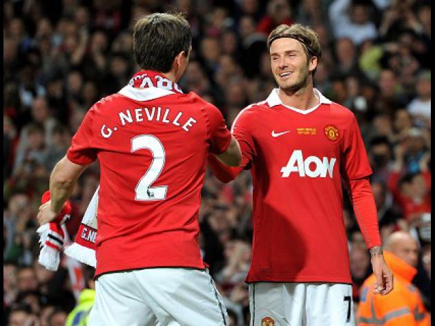 Neville understands Beckham omission