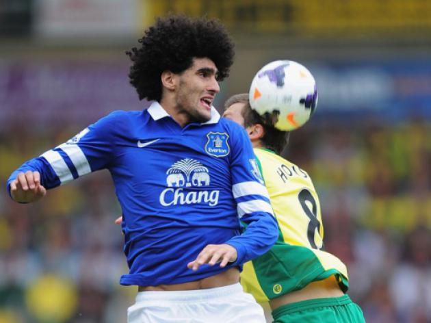 Could Everton's Marouane Fellaini be off to Old Trafford?