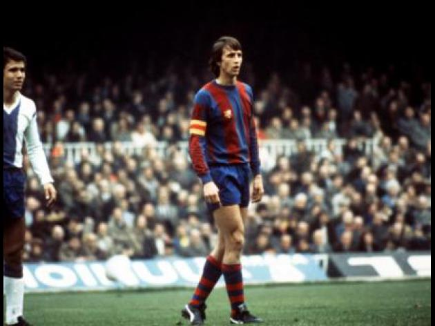 Cruyff - Spain better than Holland