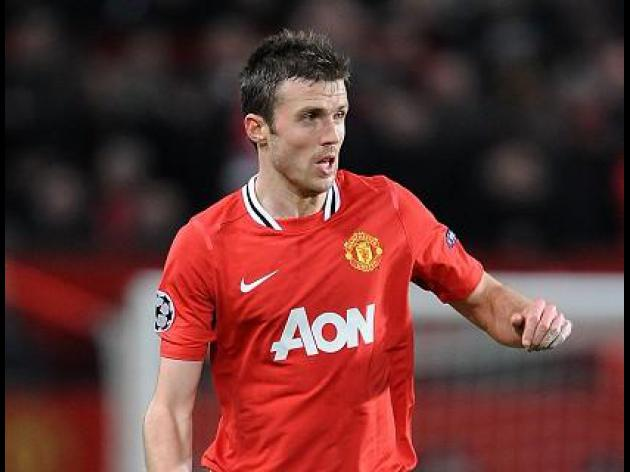 Carrick hopes he's no longer on United defensive